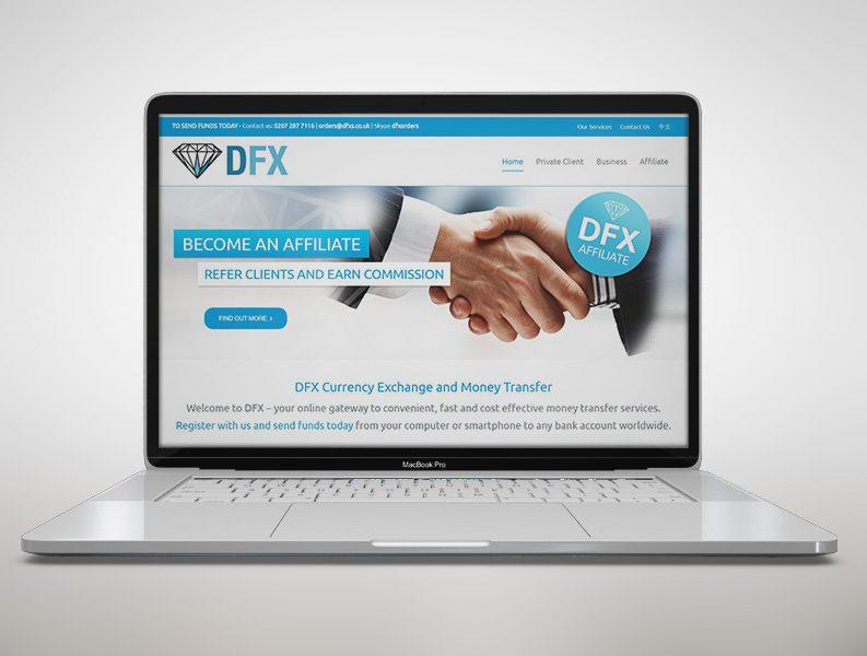 DFX website